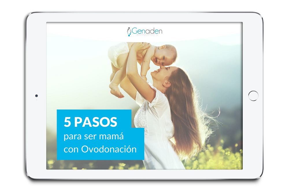 5 Pasos Para Ser Mamá Con Ovodonación